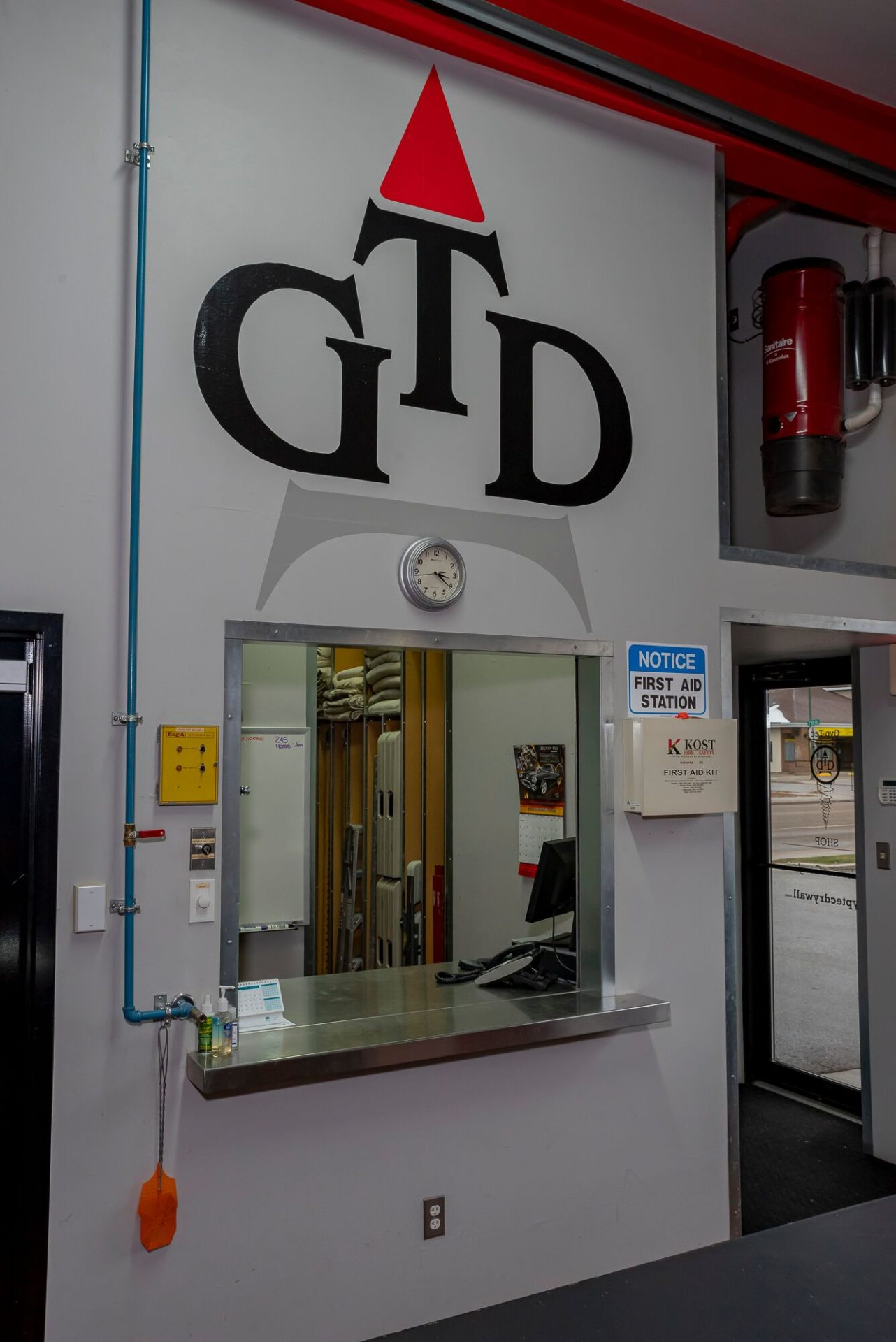 GTD - Shop, Medicine Hat,AB